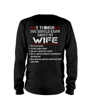 She's a perfect mixture of sweetheart and warrior Long Sleeve Tee thumbnail