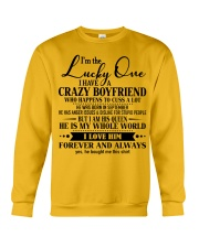 The perfect gift for your girlfriends - nok09 Crewneck Sweatshirt thumbnail