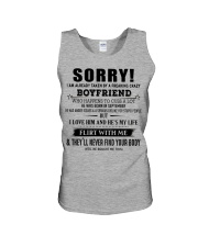 The perfect gift for your girlfriend - D9 Unisex Tank thumbnail