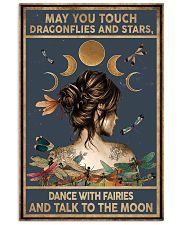May you touch dragonflies and stars - A 11x17 Poster front