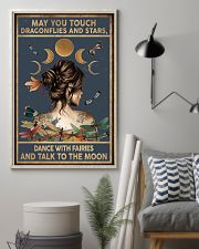 May you touch dragonflies and stars - A 11x17 Poster lifestyle-poster-1