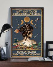 May you touch dragonflies and stars - A 11x17 Poster lifestyle-poster-2