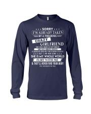 Girlfriend to Boyfriend D9 Long Sleeve Tee thumbnail