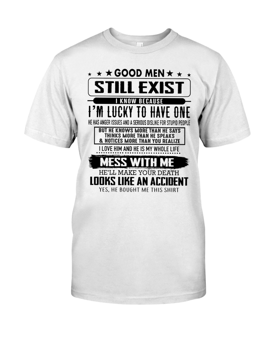 GOOD MEN 00 Classic T-Shirt