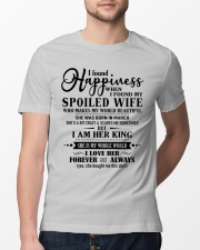 The perfect gift for husband 3 Classic T-Shirt lifestyle-mens-crewneck-front-13