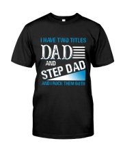 Special gift for father's day - C00 Premium Fit Mens Tee thumbnail