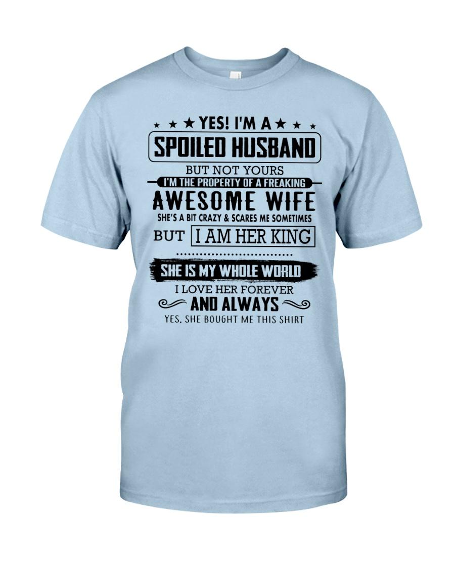 Gift for husband CTUS00 Classic T-Shirt