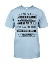 Gift for husband CTUS00 Classic T-Shirt front