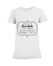 Perfect Gift For Your Loved Ones Premium Fit Ladies Tee thumbnail