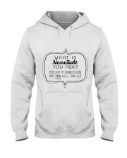 Perfect Gift For Your Loved Ones Hooded Sweatshirt thumbnail