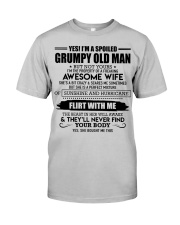 Perfect gift for husband AH00 Classic T-Shirt front