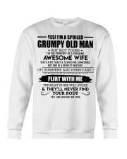 Perfect gift for husband AH00 Crewneck Sweatshirt thumbnail