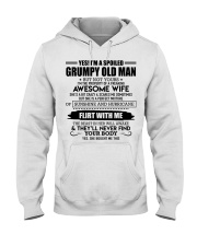 Perfect gift for husband AH00 Hooded Sweatshirt thumbnail