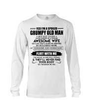 Perfect gift for husband AH00 Long Sleeve Tee thumbnail