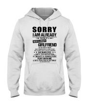 Gift for Boyfriend - girlfriend - TINH01 Hooded Sweatshirt thumbnail