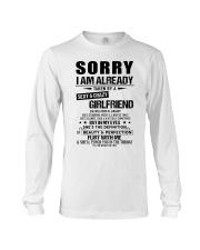Gift for Boyfriend - girlfriend - TINH01 Long Sleeve Tee thumbnail