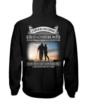 Dutch tattoo girl born in February Q02 Hooded Sweatshirt thumbnail