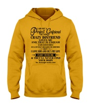 Special gift for girlfriend - C03 Hooded Sweatshirt thumbnail
