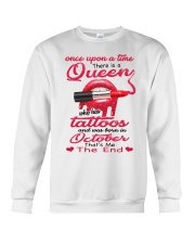 Once Upon A Time - There Was A Queen - C10 Crewneck Sweatshirt thumbnail