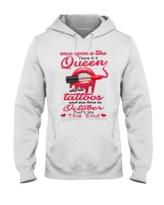 Once Upon A Time - There Was A Queen - C10 Hooded Sweatshirt thumbnail