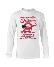 Once Upon A Time - There Was A Queen - C10 Long Sleeve Tee thumbnail