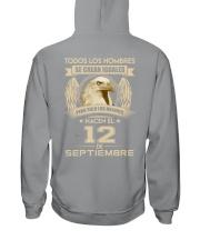 PERO SOLO LOS MEJORES NACEN EL 12 DE SEPTIEMBRE Hooded Sweatshirt thumbnail