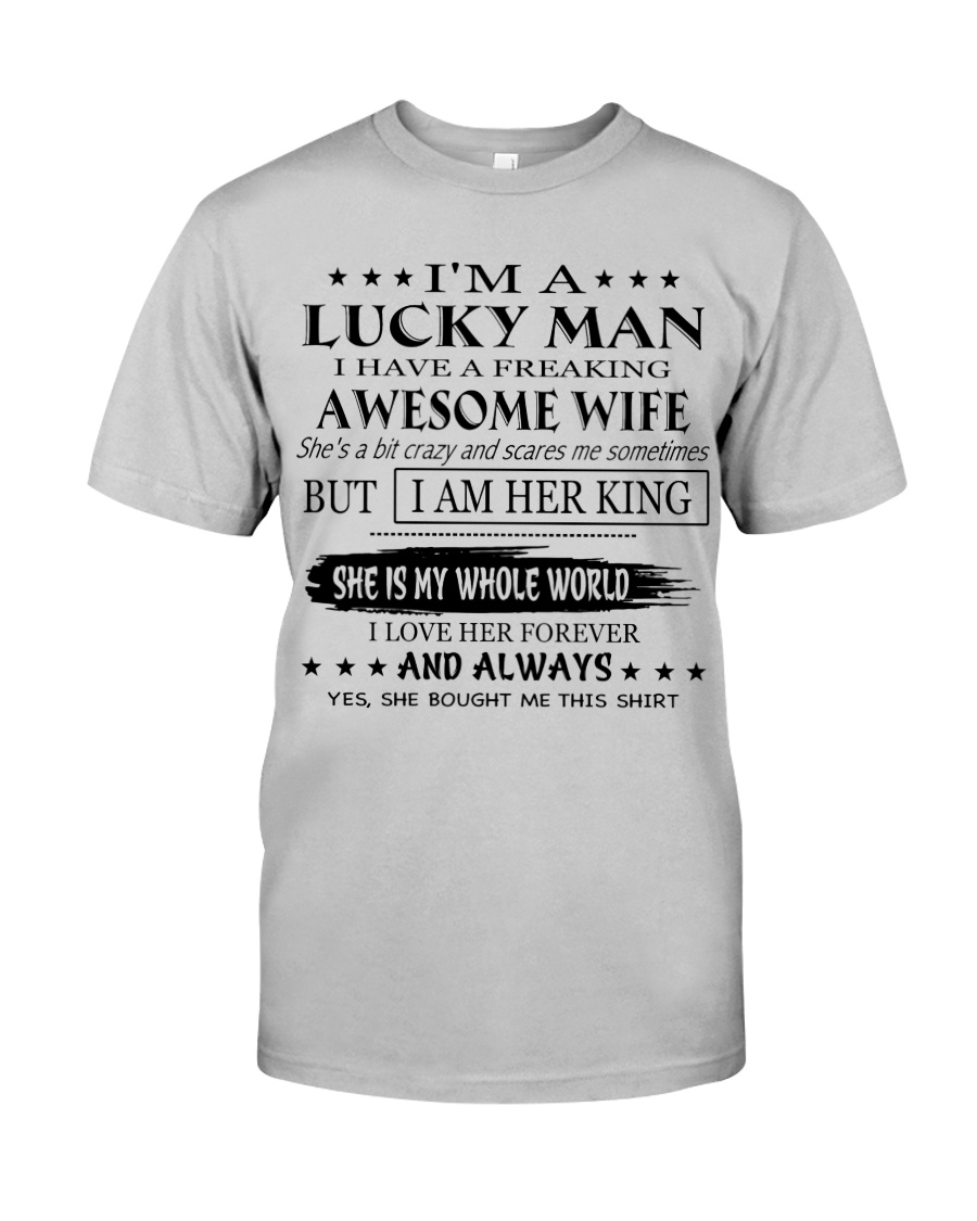 Gift for your husband - T0 Classic T-Shirt