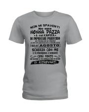 Non mi spaventi Italy - C08 Agosto Ladies T-Shirt thumbnail