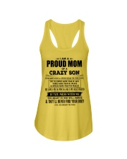 Perfect Gift for mom S 0 Ladies Flowy Tank thumbnail