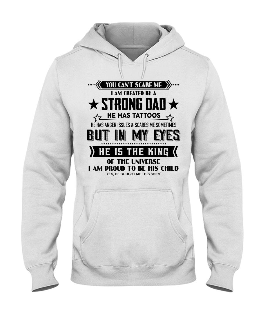 Gift for your Child - XIU US Hooded Sweatshirt