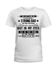 Gift for your Child - XIU US Ladies T-Shirt thumbnail