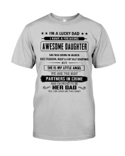 Perfect gifts for Father - March Classic T-Shirt front