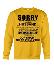 The perfect gift for your wife - A00 Crewneck Sweatshirt thumbnail