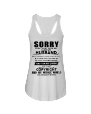 The perfect gift for your wife - A00 Ladies Flowy Tank thumbnail