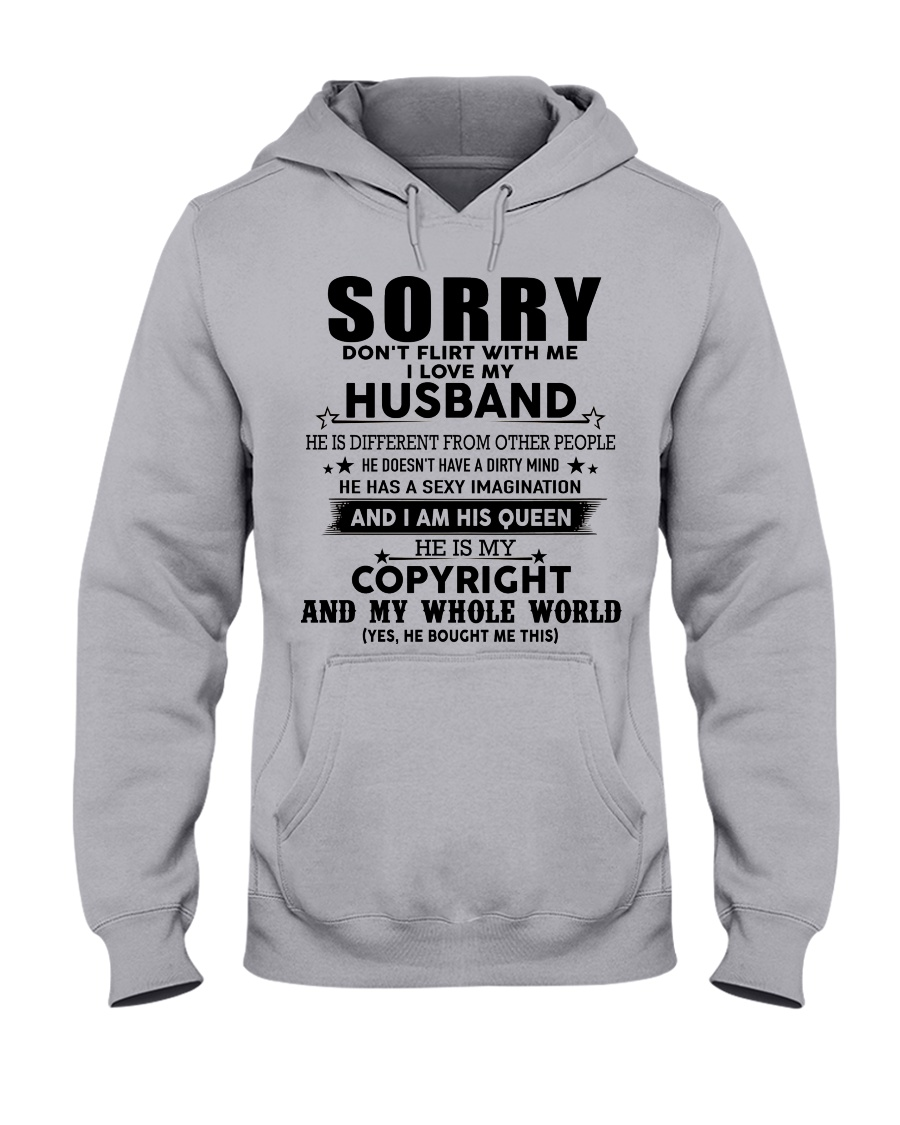 The perfect gift for your wife - A00 Hooded Sweatshirt