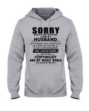 The perfect gift for your wife - A00 Hooded Sweatshirt front