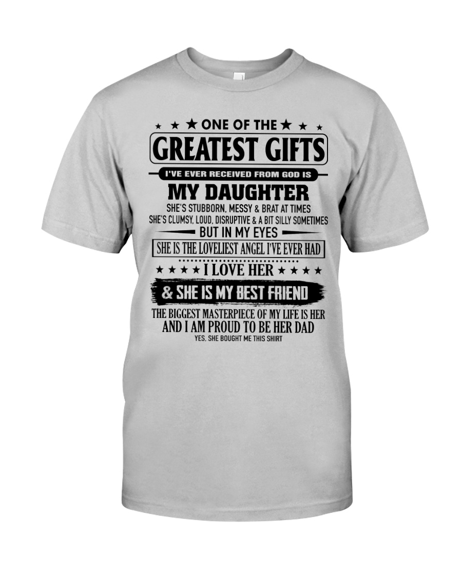 The perfect gift for Dad D0 Classic T-Shirt