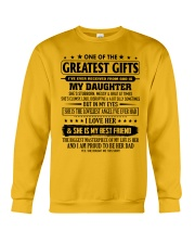 The perfect gift for Dad D0 Crewneck Sweatshirt thumbnail