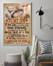 Special gift for son - C 133 11x17 Poster lifestyle-poster-1