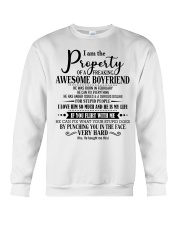 PERFECT GIFT FOR YOUR GIRLFRIEND-NOK-02 Crewneck Sweatshirt thumbnail