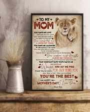 Special gift for mom -  AH79 11x17 Poster lifestyle-poster-3