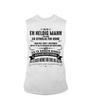 EN HELDIG MANN - HERKING NAUY XIU10 Sleeveless Tee thumbnail