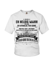 EN HELDIG MANN - HERKING NAUY XIU10 Youth T-Shirt thumbnail
