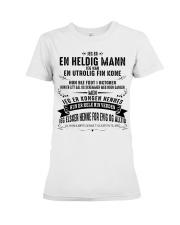 EN HELDIG MANN - HERKING NAUY XIU10 Premium Fit Ladies Tee thumbnail