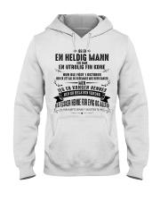 EN HELDIG MANN - HERKING NAUY XIU10 Hooded Sweatshirt thumbnail