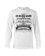 EN HELDIG MANN - HERKING NAUY XIU10 Long Sleeve Tee thumbnail