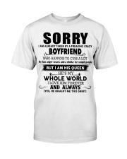Christmas gift for girlfriend - 00 Classic T-Shirt thumbnail