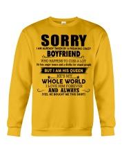 Christmas gift for girlfriend - 00 Crewneck Sweatshirt thumbnail