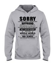 Christmas gift for girlfriend - 00 Hooded Sweatshirt front