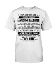 The perfect gift for Dad - D Classic T-Shirt thumbnail